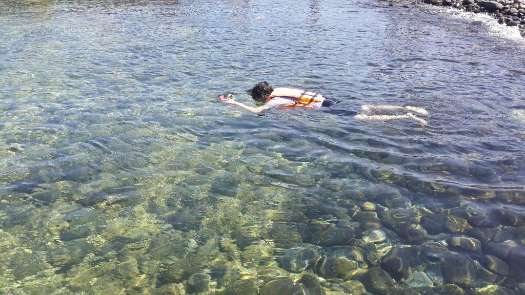 ดำน้ำที่เกาะหลีเป๊ะ