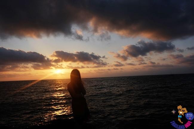 จุดชมวิวพระอาทิตย์ตก เกาะเสม็ด