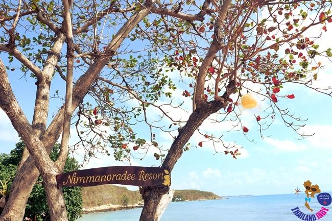 นิมมานรดี รีสอร์ท อ่าวปะการัง เกาะเสม็ด