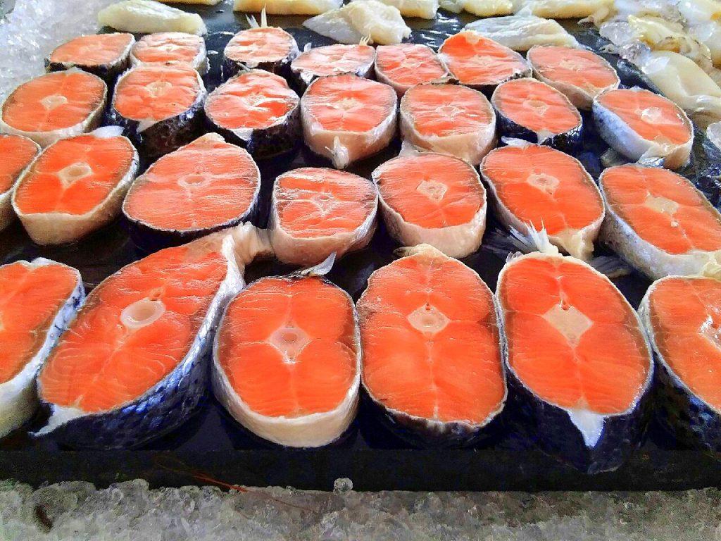 ปลาเเซลมอน