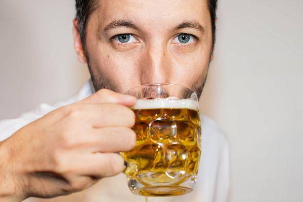 alcoholic drinks แอลกอฮอล์ โรคหัวใจ