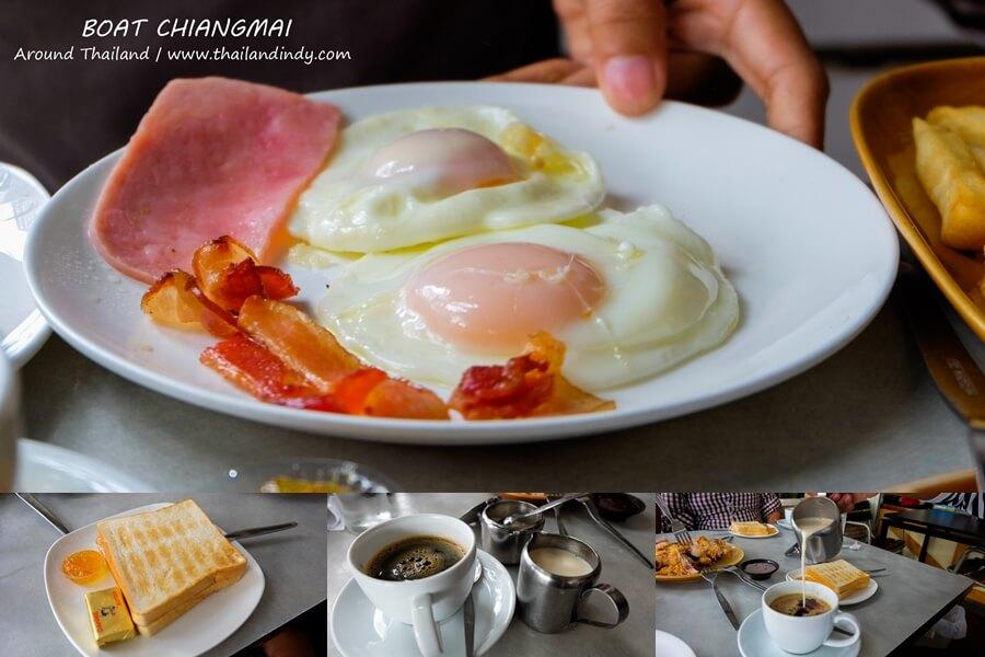 เซ็ทอาหารเช้า