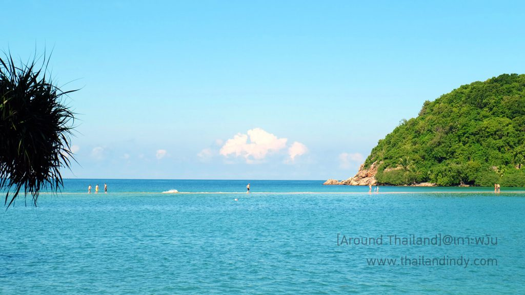หาดแม่หาด ทะเลแหวก เกาะพะงัน