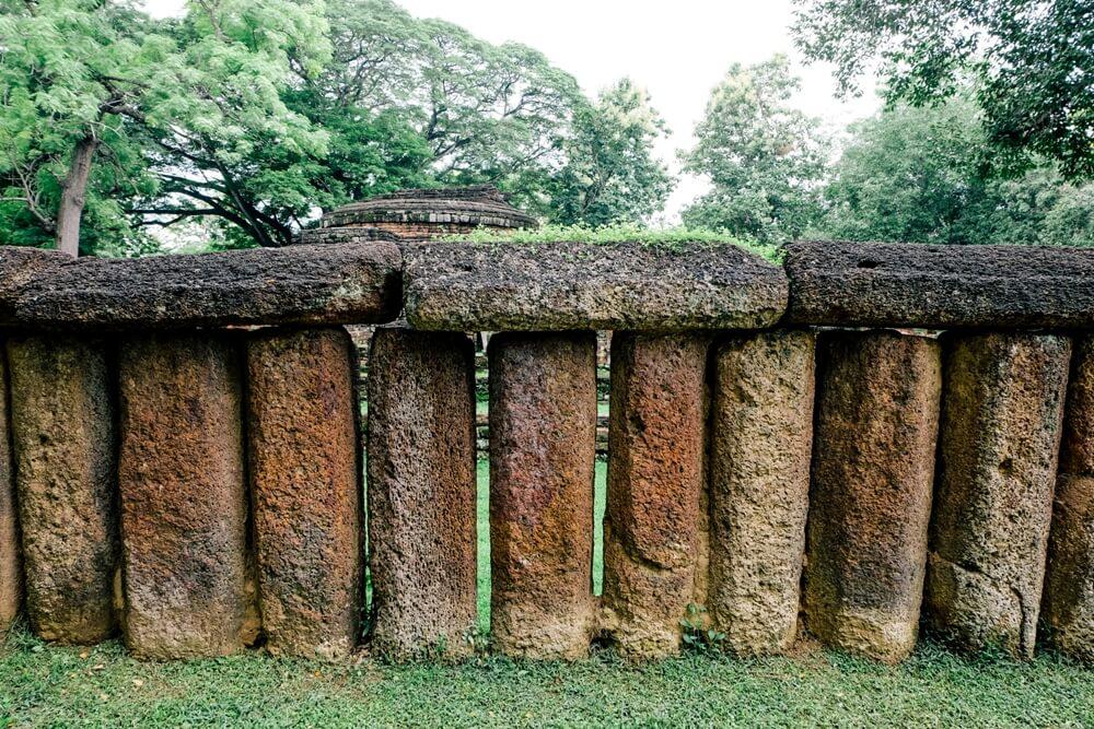 อุทยานประวัติศาสตร์กำแพงเพชร