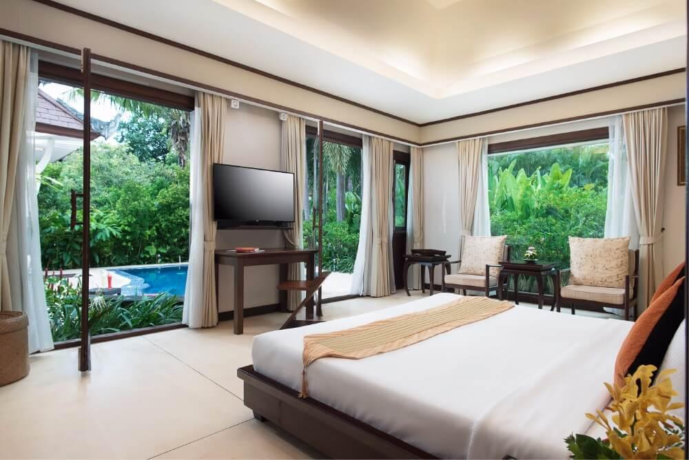 pool-villa-ไมด้ารีสอร์ท-กาญจนบุรี-ที่พักริมน้ำ-ที่พักราคาถูก