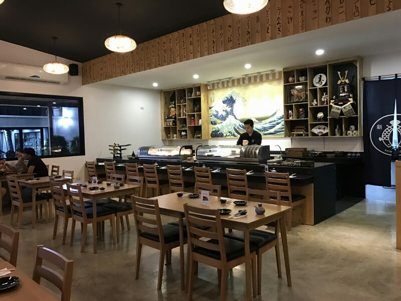 shinsen japanese restaurant