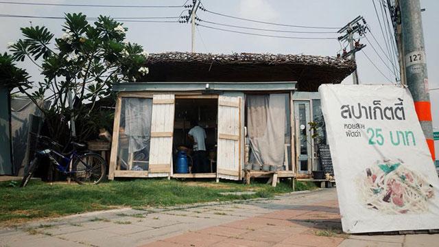 รีวิวร้าน Villa barali อร่อยเเบบอินดี้ เพียง 25 บาท!! ทุกเมนู กินเอง เสิร์ฟเอง คิดเงินเอง ร้านอาหารเเถวราชพฤกษ์ ถูก