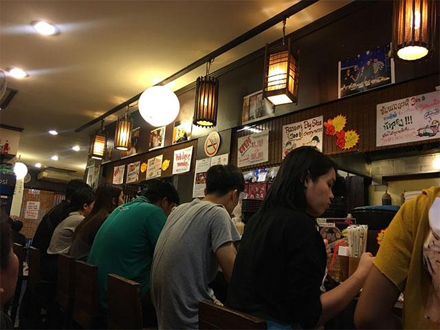 รีวิว The grand ramen umai ร้านอาหารญี่ปุ่นจานยักษ์!! ย่านสุขุมวิท