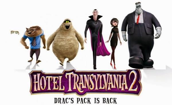 Tralier HD ตัวอย่าง Hotel Transylvania 2 โรงเเรมผี หนีพักร้อน2