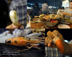 Mr.Seafood ร้านอาหารบุฟเฟ่ต์ทะเล สาขารามคำแหง