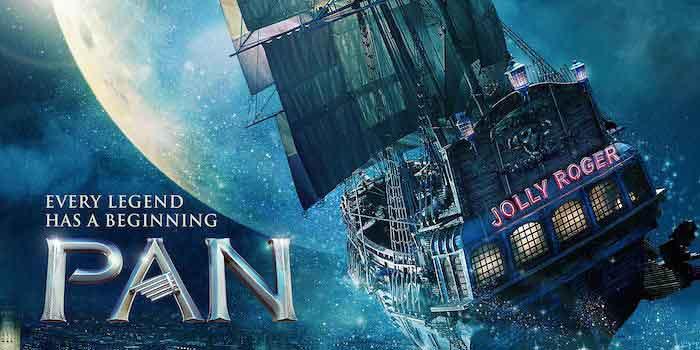 trailer ตัวอย่างหนัง เรื่องย่อ peter pan (2015) เเพน (2015)