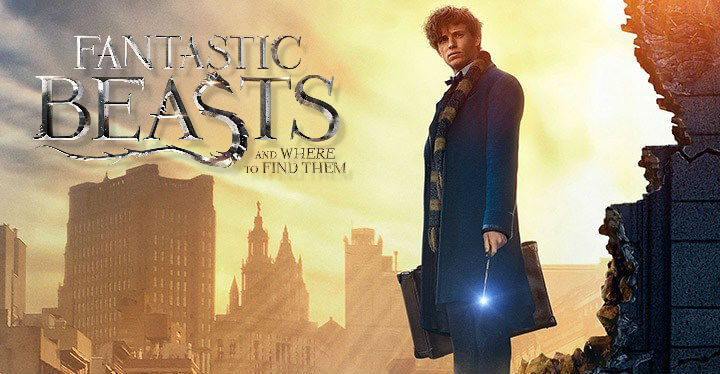 [Trailer/ตัวอย่าง/เรื่องย่อ] Fantastic Beasts and Where to Find Them สัตว์มหัศจรรย์และถิ่นที่อยู่